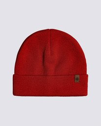 0 Carrier Beanie Red MABN3ECA Element