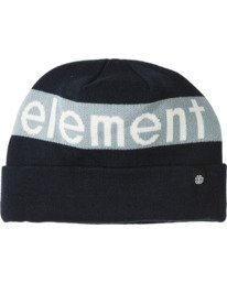 1 FTN Polar Beanie Blue MABN3EFT Element