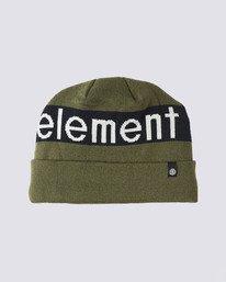 0 FTN Polar Beanie Beige MABN3EFT Element