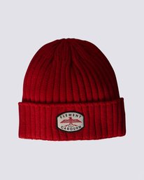 0 Cabourn Beanie Red MABN3ENC Element