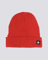 0 Flow 2 Beanie Red MABNVEFL Element