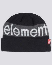 0 PRIMO BEANIE Black MABNVEPB Element