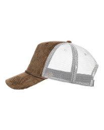 1 Bark Trucker Hat Brown MAHT3EBA Element