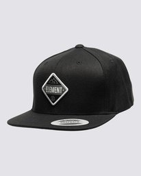 0 Trekker Hat Black MAHTVETR Element