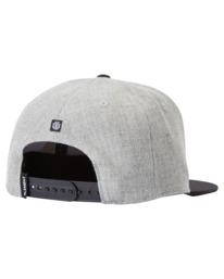 2 Boys' Knutsen Hat Grey MAHTVKNU Element