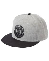 0 Boys' Knutsen Hat Grey MAHTVKNU Element