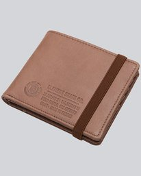 0 Endure Leather Wallet Brown MAWTQEEL Element