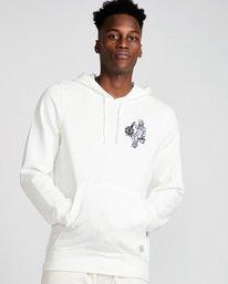 0 Crew Ho - Fleece for Men White N1HOB7ELP9 Element