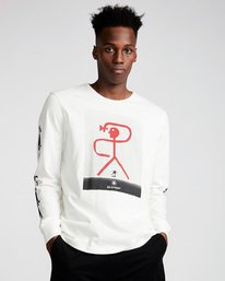 0 Brasilia Ls - Tee Shirt for Men  N1LSA1ELP9 Element