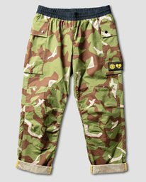 0 Griffin Pant - trousers for Men Camo N1PTA5ELP9 Element