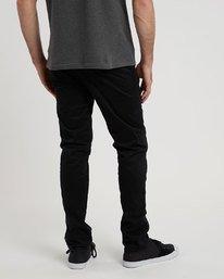 2 Sawyer - Trousers for Men Black N1PTA8ELP9 Element