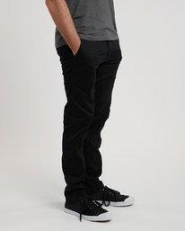 1 Sawyer - Trousers for Men Black N1PTA8ELP9 Element