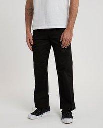 0 Matthews Chino - trousers for Men Black N1PTA9ELP9 Element