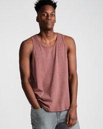 0 Basic - Vest for Men Red N1SGA6ELP9 Element