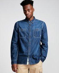 0 Pace Light - Shirt for Men Blue N1SHB1ELP9 Element