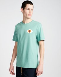0 Palm Ss - Tee Shirt for Men  N1SSD3ELP9 Element