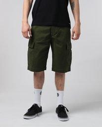 """0 Legion Cargo 21"""" - Shorts for Men Green N1WKA3ELP9 Element"""