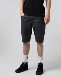 0 E03 Color Wk - Walkshort for Men Black N1WKB6ELP9 Element