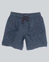 0 Arrowrock Wk - Walkshort for Men Blue N1WKB8ELP9 Element