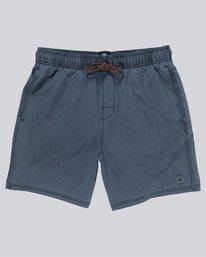 0 Path Short - shorts pour Homme Bleu N1WKB9ELP9 Element
