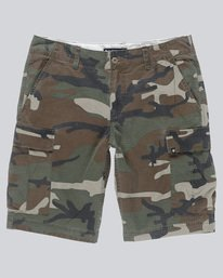 0 Legion Cargo Wk Ii C - Walkshort for Men Camo N1WKC3ELP9 Element