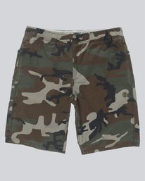 0 Pull Up Ripstop Camo - Walkshort for Men Camo N1WKC4ELP9 Element