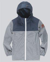 0 Alder Light 2Tones B - Jacket for Boys Grey N2JKA3ELP9 Element