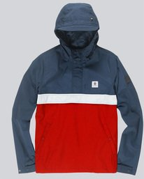 0 Barrow Light Boy - Jacket for Boys Red N2JKA4ELP9 Element