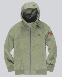 0 Dulcey Light Boy - Jacket for Boys Brown N2JKA5ELP9 Element