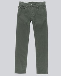 0 E02 Color Boy - Jeans for Boys Green N2PNA1ELP9 Element