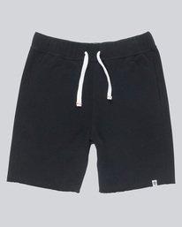 0 Juice Short Boy - shorts pour Garçon Noir N2WKA5ELP9 Element