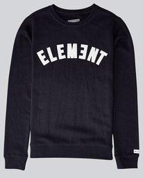 0 Logo Crew Fleece - Fleece for Women  N3CRA1ELP9 Element