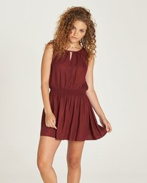 0 Someone - Dress for Women Red N3DRA4ELP9 Element