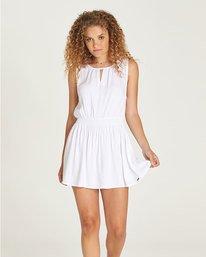 0 Someone - robes pour Femme Blanc N3DRA4ELP9 Element