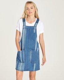 0 Be Free - Dress for Women Blue N3DRB4ELP9 Element