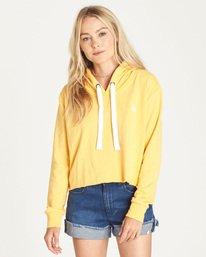 0 Peek - Fashion Fleece for Women Yellow N3FLA1ELP9 Element