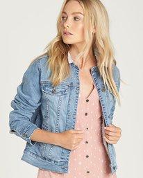 0 Alexs - Jacket for Women Blue N3JKA1ELP9 Element