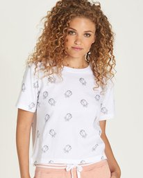 0 Falling For You - Knit for Women White N3KTA1ELP9 Element