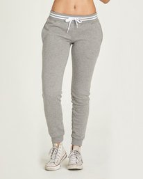 0 So True - trousers for Women Grey N3PTA2ELP9 Element