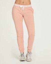 0 So True - trousers for Women Pink N3PTA2ELP9 Element