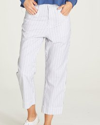 0 Rumi Pant - trousers for Women White N3PTA3ELP9 Element
