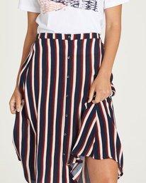 0 Midnight - Skirt for Women Blue N3SKA1ELP9 Element