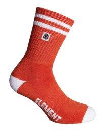 0 Clearsights - Socks for Men Orange N5SOA1ELP9 Element