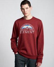 0 Odyssey - Sweatshirt Red Q1CRA7ELF9 Element