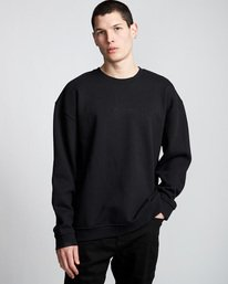 0 SD - Sweatshirt Black Q1FLA6ELF9 Element