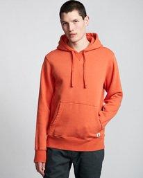 0 Neon - Hoodie Orange Q1HOA4ELF9 Element