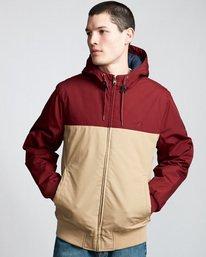 0 Dulcey 2 Tones - Hooded Jacket Gray Q1JKB3ELF9 Element