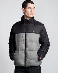 0 Primo Arctic - Jacket Gray Q1JKD4ELF9 Element