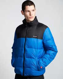 0 Primo Arctic - Jacket Blue Q1JKD4ELF9 Element