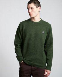 0 Danny - Pullover für Männer Grün Q1JPA2ELF9 Element